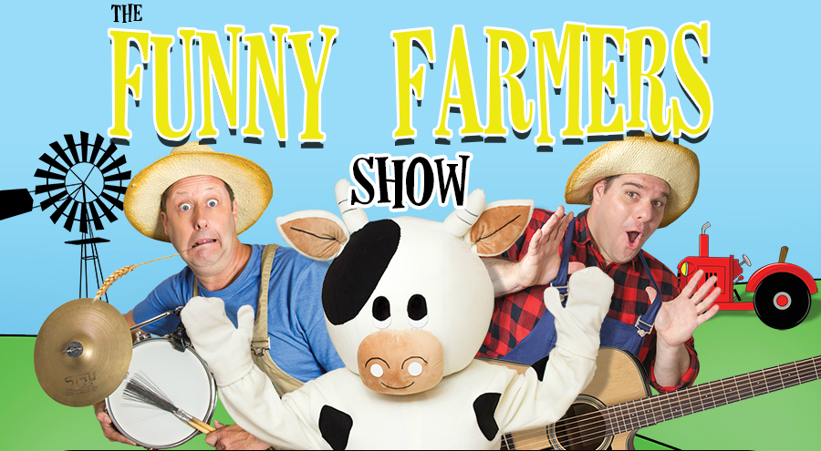 The Funny Farmers at Balak Show